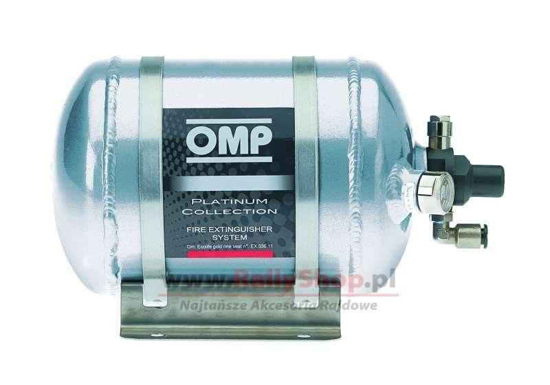 System gaśniczy OMP Platinum Collection (CESAL3) - GRUBYGARAGE - Sklep Tuningowy